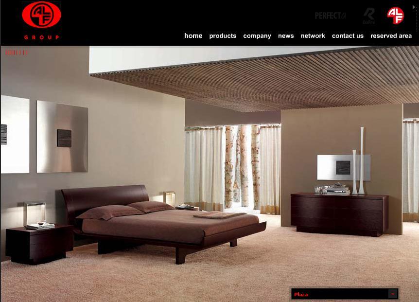 Casa moderna roma italy arredamenti moderni camere da letto for Af arredamenti